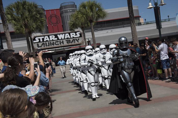 Star Wars Launch Bay - foto Preston Mack