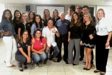 ABR realiza workshop em Goiânia com 90 agentes