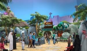 Warner Bros. World Abu Dhabi terá temas de super heróis e desenhos clássicos