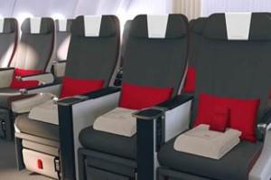 Iberia oferece poltronas maiores e 40% mais reclináveis e nova classe.
