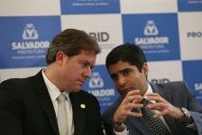 Salvador recebe R$ 300 milhões para obras no setor turístico