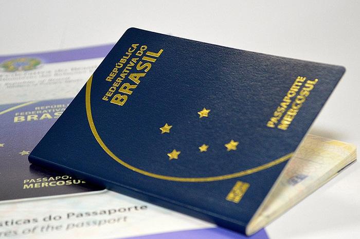 A emissão dos passaportes pela PF está suspensa desde o final de junho
