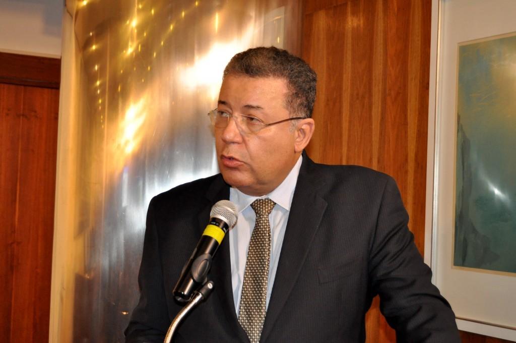 Alexandre Sampaio, presidente do Conselho Nacional de Turismo da CNC