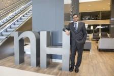 Antonio Albuquerque integra equipe do hotel NH Curitiba The Five