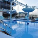 Aquapark, principal atração aquática do Meraviglia