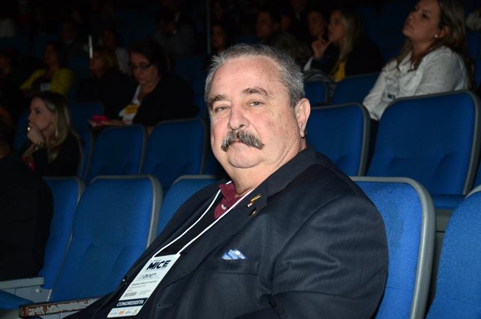 Armando Arruda Pereira, presidente da Academia Brasileira de Eventos e Turismo