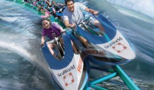 SeaWorld San Antonio inaugura nova montanha-russa nesse mês