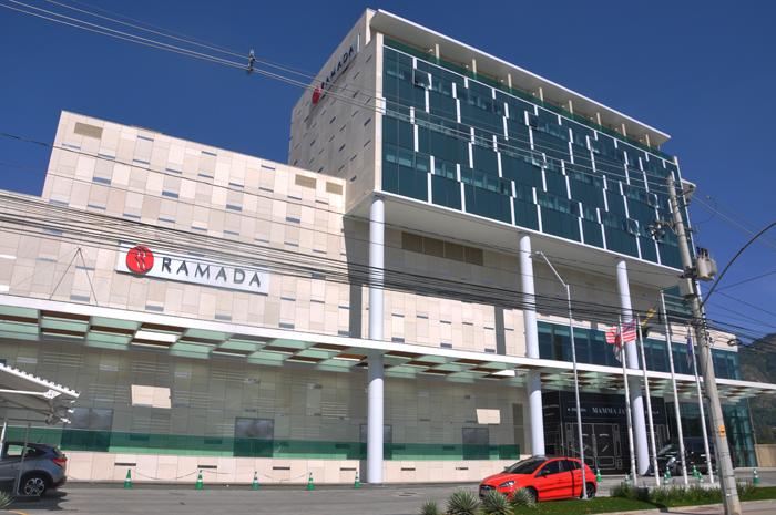Ramada Recreio Shopping investe no corporativo e turismo compras  fotos 158f424526009