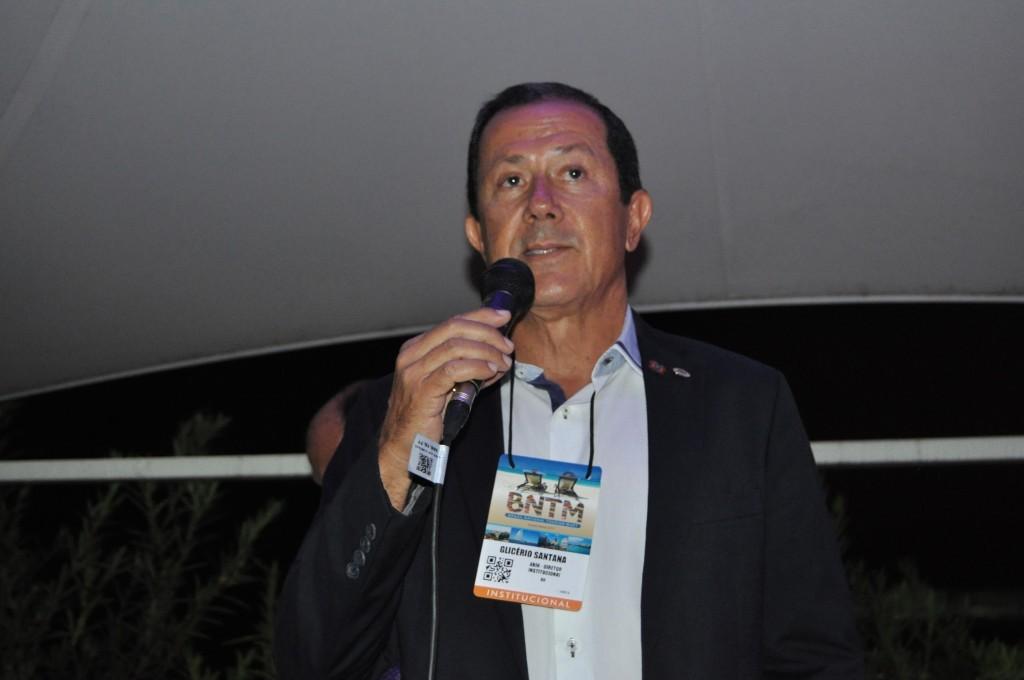 Glicério Lemos, presidente da ABIH-BA
