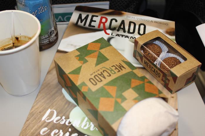 Novo menu conta com sanduíches e brigadeiro