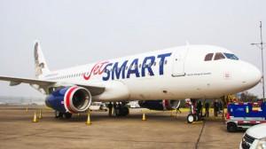 JetSMART inicia venda de passagens na Argentina com tarifas a 1 peso