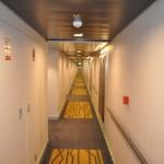 Navio conta com 2.244 cabines