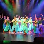 No teatro Broadway, serão realizados seis espetáculos diferentes a cada cruzeiro
