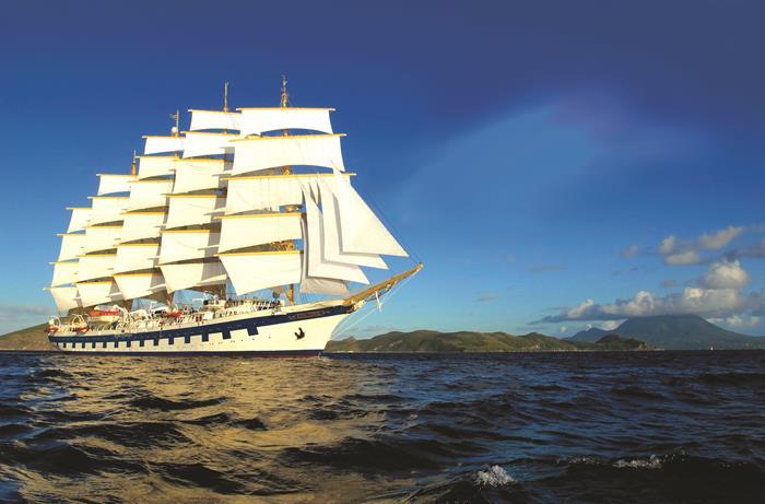 Royal Clipper é maior veleiro do mundo (Foto: divulgação)