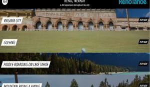 Reno Tahoe lança tours virtuais em 360° com diferentes atividades; veja