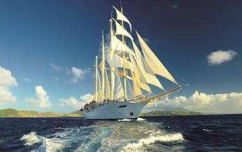 Uma viagem do futuro em um navio do passado