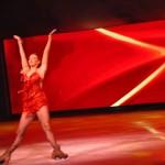Show tem performances em grupo e individuais dos patinadores