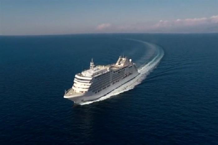 Novo navio da Silversea promete ser referência no segmento de ultra-luxo