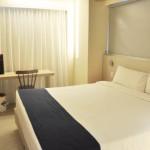 Suites confortaveis