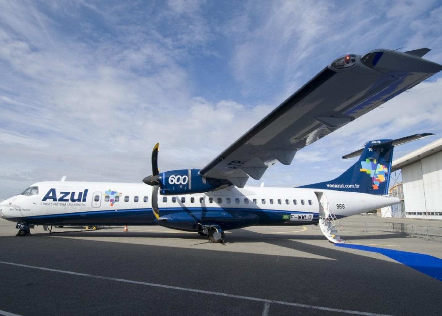Azul passa a operar 16 voos diários em Congonhas nesta quarta (5)