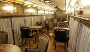 Serra Verde Express inaugura novo produto de luxo