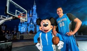 Disney é nova patrocinadora do Orlando Magic