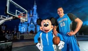 Disney é nova patrocinadora do Orlando Magic