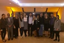 Trend e Hilton RJ promovem happy hour com agentes