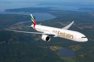 Emirates anuncia tarifas especiais a partir de US$ 1.105