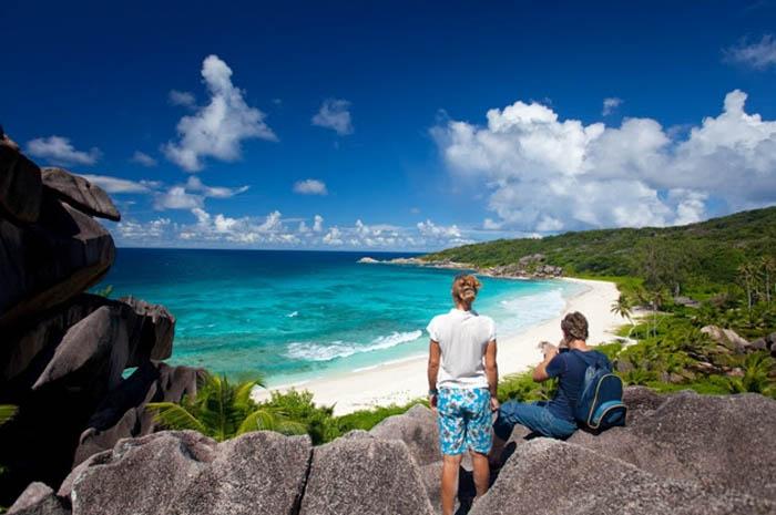 Com o numero de 1882 brasileiros o arquipélago de Seychelles registram Record em 2017