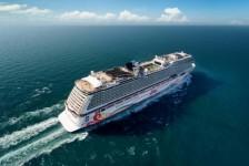 Norwegian Joy realiza cruzeiro de pré-estréia da China ao Japão