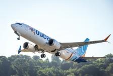 Flydubai encomenda 225 B737 MAXs