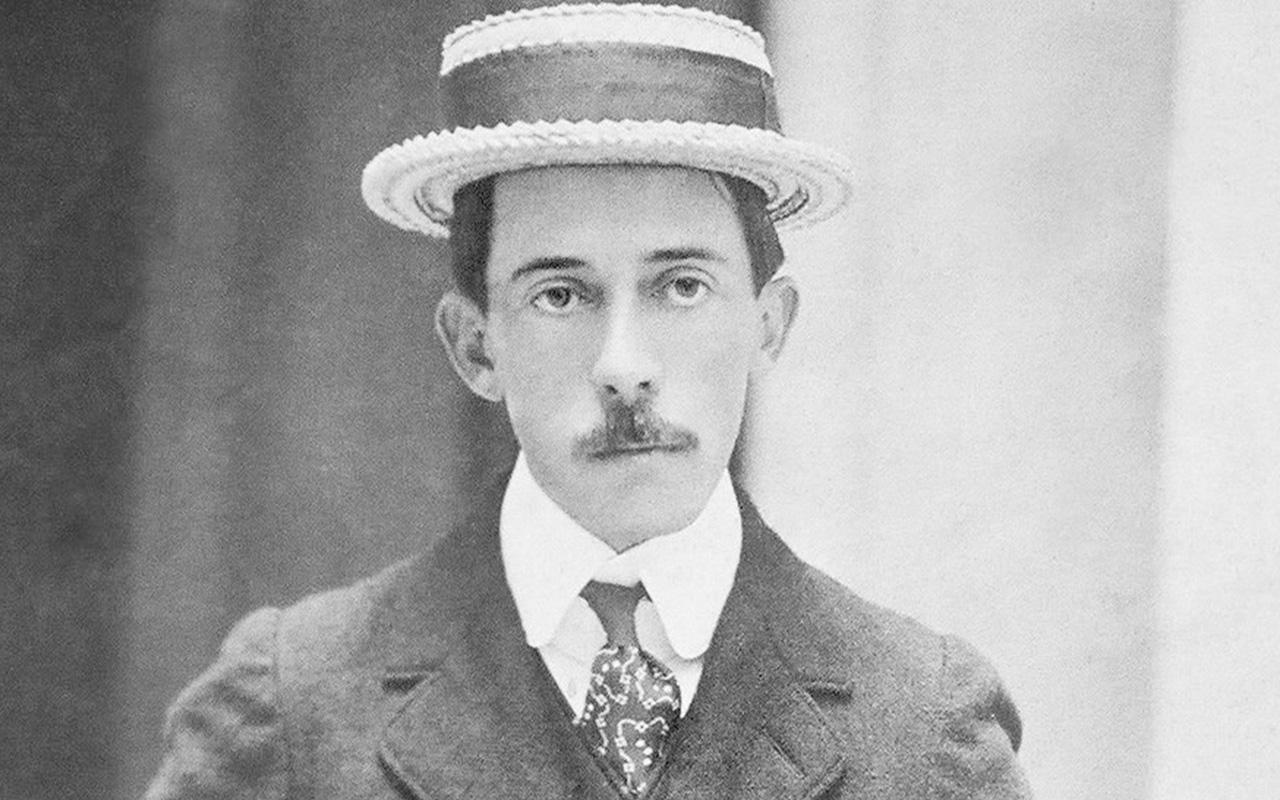 4504ab5caa2 Santos Dumont completaria 173 anos nesta quinta-feira (20)  veja ...