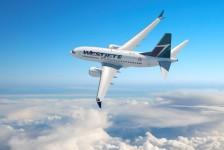 WestJet define data e rotas de estreia do B737 MAX 8