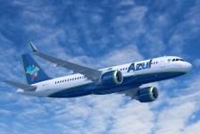 Azul anuncia voos de Recife para Rosário e Córdoba