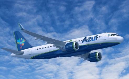 Azul inicia operações regulares para Bariloche