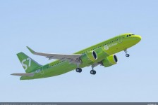 S7 Airlines é a primeira companhia russa a receber o A320neo