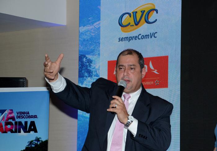 Adriano Gomes, diretor da CV