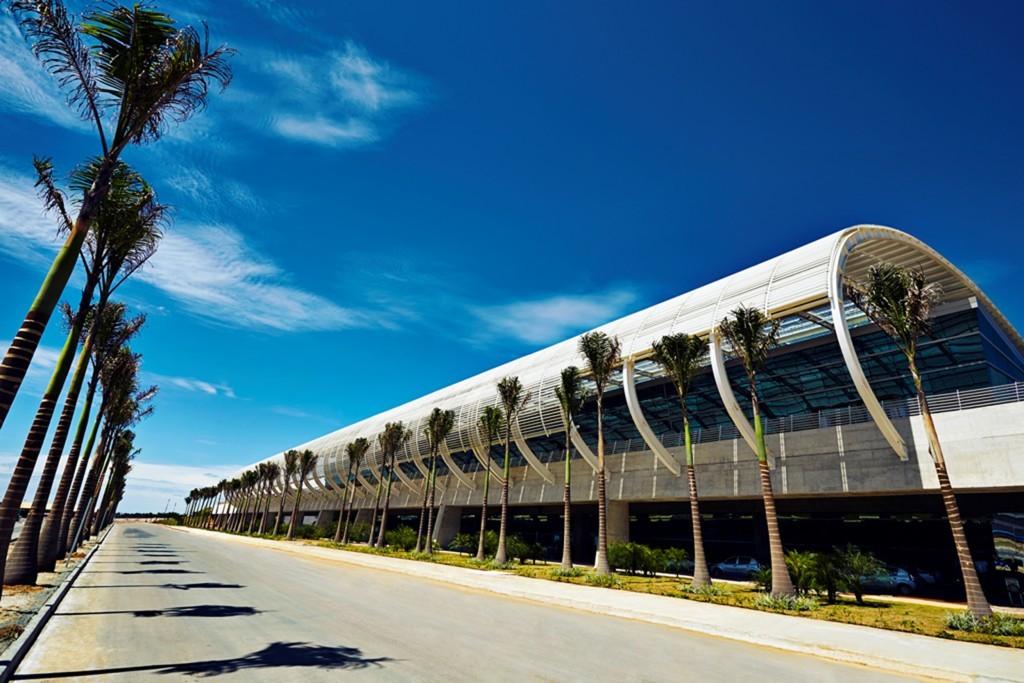 Aeroporto de São Gonçalo do Amarante, em Natal deve receber, em breve, mais voos por conta da nova política (Foto Divulgação)