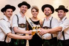 Circuito Oktoberfest acontece em 5 cidades do Paraná