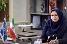 Farzaneh Sharafbafi é primeira mulher a assumir cargo de CEO da Iran Air