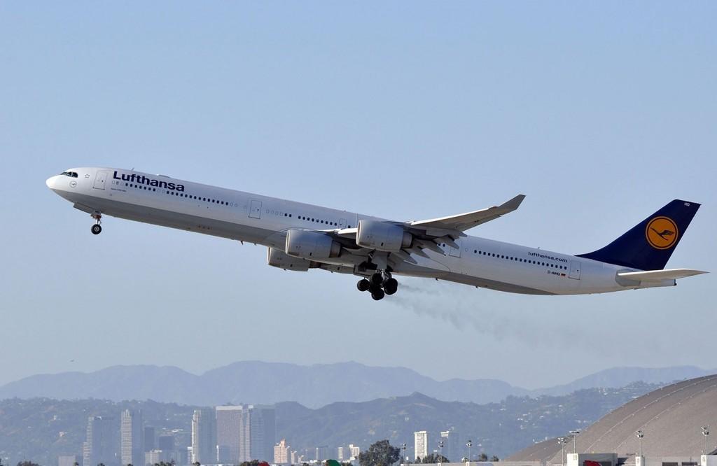 Eric Salard - Lufthansa A340-600