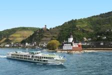 CroisiEurope prepara inauguração de três navios em 2018