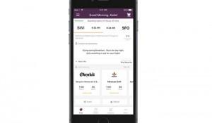 Apps entregam comida para passageiros em portões de embarque nos EUA