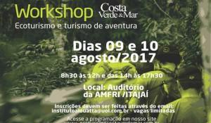 Costa Verde & Mar abre inscrição para workshop