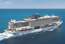 Conheça detalhes do Seaside, próximo navio da MSC