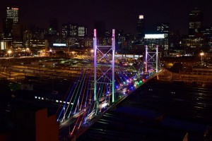 Mandela Bridge, Johannesburg