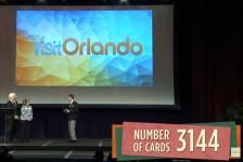Orlando agradece visitantes e profissionais do turismo pelos 68 milhões de visitantes; veja vídeo