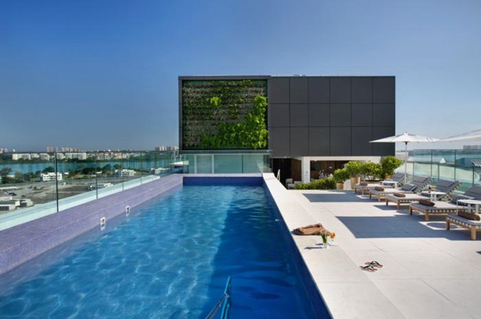 Piscina 2 Venit + Mio Barra Hotel