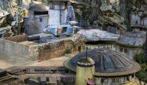 Disney revela maquete das atrações de Star Wars; veja